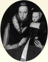 Catherine and son Thomas