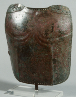 Italian Bronze Breastplate